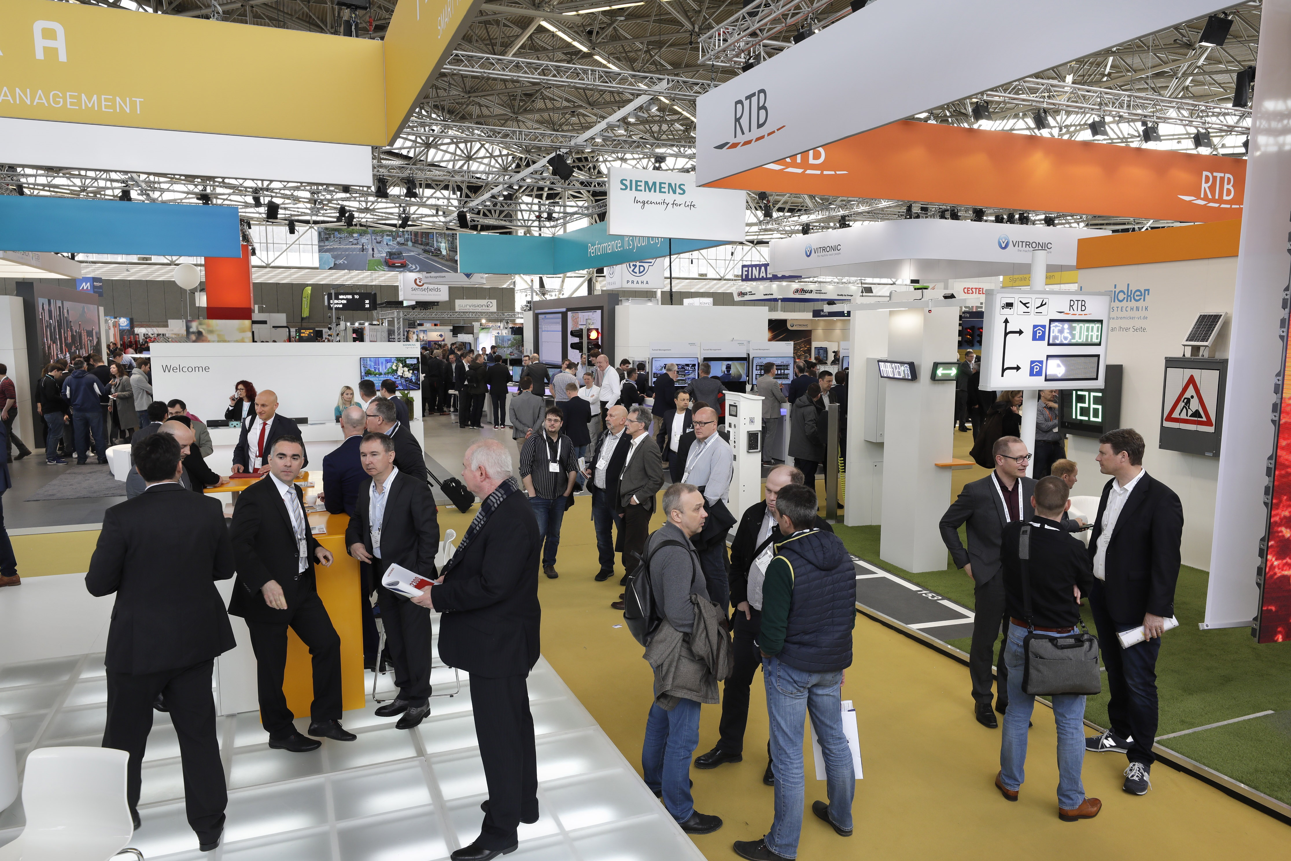 Intertraffic postponement follows 'explicit wishes' of exhibitors (credit: RAI Amsterdam)