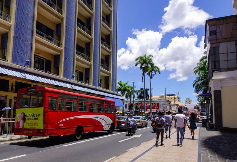 Mauritius is to upgrade buses with technology from LIT Transit (Source: © Phuongphoto | Dreamstime.com)