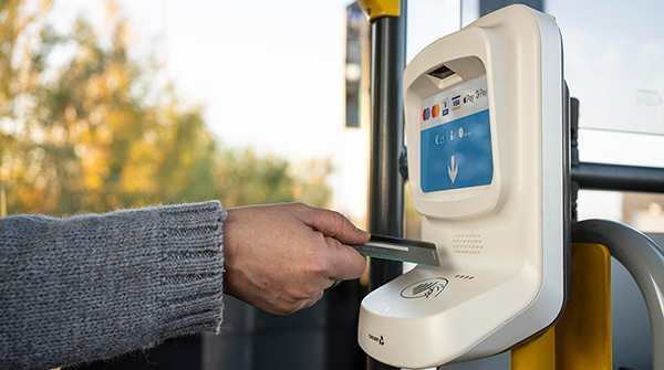 Conduent upgrades De Lijn ticketing system (© De Lijn)