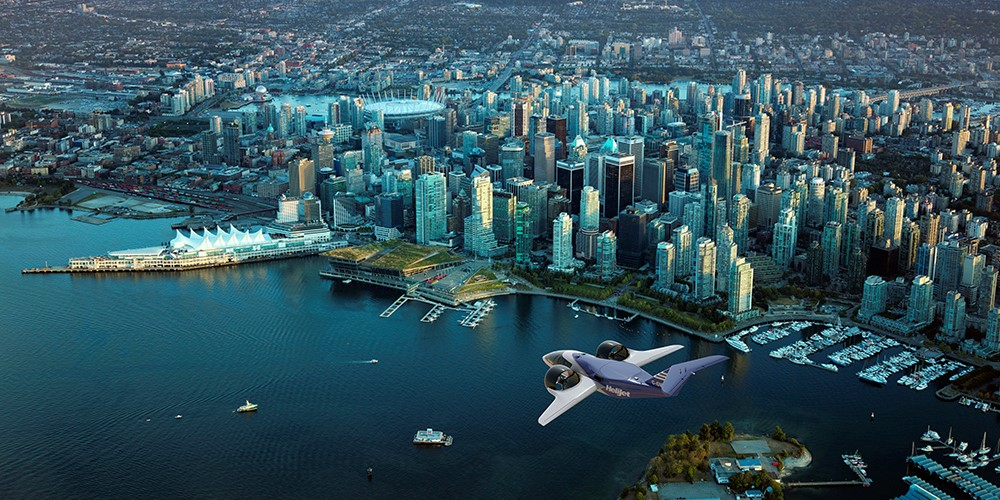CAAM says aircraft will provide transportation within urban and rural areas (Credit: Helijet International)