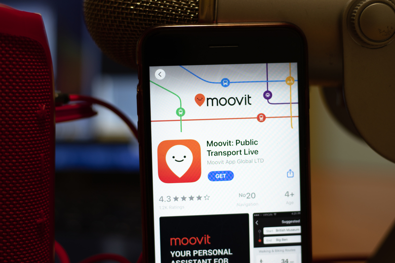 Moovit will work with local transport authorities to integrate their BODS data into its app (© Transversospinales | Dreamstime.com)