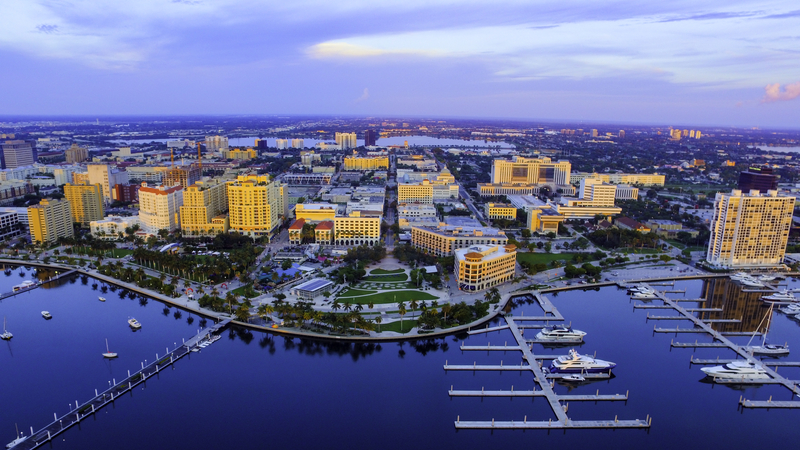 Smart Zones will provide West Palm Beach with information to make operational changes (© Ryan Jones | Dreamstime.com)