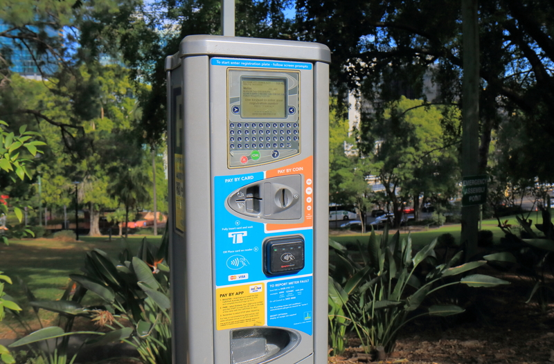 Brisbane's McLachlan says the move follows health advise to remove the use of coins in parking metres (© Tktktk | Dreamstime.com)