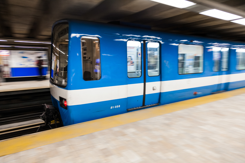 Canada's investment will be put toward subway extensions and help electrify fleets (© Benoit Daoust | Dreamstime.com)