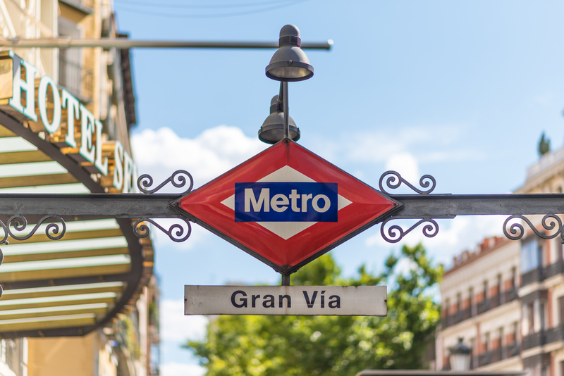Indra Metro de Madrid ticketing system prototypes Smart-TVM