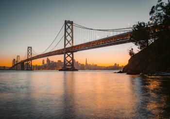 The system is being implemented on all seven state-owned bridges including the San Francisco-Oakland Bay bridge (© Minnystock | Dreamstime.com)