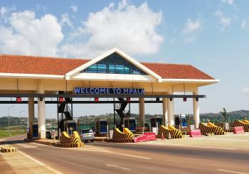 Egis Uganda National Roads Authority Kampala-Entebbe Expressway toll road