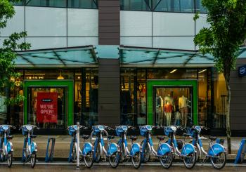 Bike-share Vancouver (© Oleg Mayorov | Dreamstime.com)