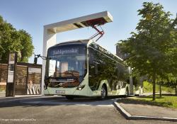 Volvo and ABB to electrify Gothenburg city streets (Source: Image courtesy of ElectriCity)