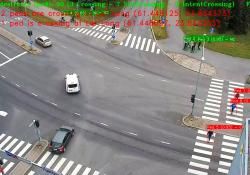 AI and IoT in action at an intersection (Source: City of Tampere)