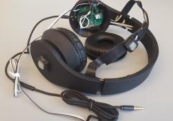 intelligent headphone system (Source: Columbia University's Data Science Institute)