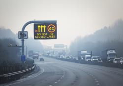 Smart highway - CREDIT Highways England