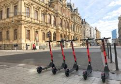 Coronavirus causes e-scooter companies to pause operations (© Julien Viry | Dreamstime.com)