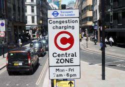 TfL temporarily halts road user charging schemes to help emergency services travel around London during the coronavirus pandemic (© Anizza | Dreamstime.com)