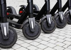Oslo combats mess caused by dumped e-scooters (© Rolandm | Dreamstime.com)