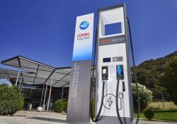 Driivz supports EV charging network in South America (Source: Copec Voltex)