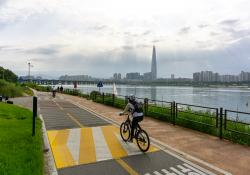 Seoul to develop exclusive roads for cyclists (© Kamchai Charoenpongchai | Dreamstime.com)