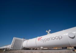 Virgin Hyperloop centre is expected to establish eligibility for federal funding (Credit: Virgin Hyperloop)