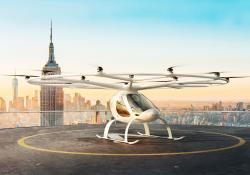 Volocopter and JAL exploring business opportunities relating to eVTOL (Source: Volocopter)
