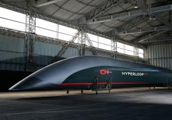 Hitachi Rail's ERTMS will be integrated with the capsule travelling system at HyperloopTT's R&D centre (Credit: HyperloopTT)