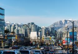 Vancouver's actions include a model to plan for transport pricing to reduce congestion (© Oleg Mayorov | Dreamstime.com)