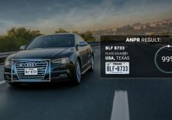 Adaptive ANPR numberplate (Credit - Adaptive Recognition)