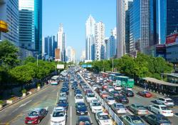 Cities around the world are experiencing major traffic management challenges (© Photomall | Dreamstime.com)