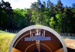 Hindhead Tunnel is the first in the UK to use radar-based incident detection