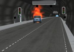 Egis's tunnel simulator shows incidents to improve cope time