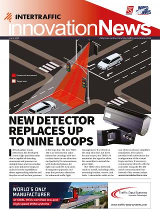 Intertraffic Innovation News June 2020