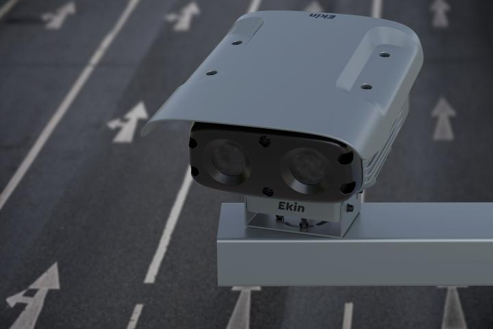 Ekin says system helps cities improve traffic flow and prevent accidents (Credit: Ekin Smart City Solutions)